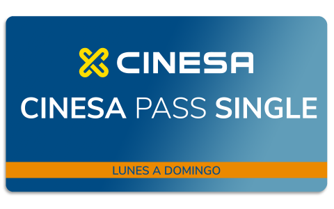 CinesaPass - Single - Lunes a Domingo
